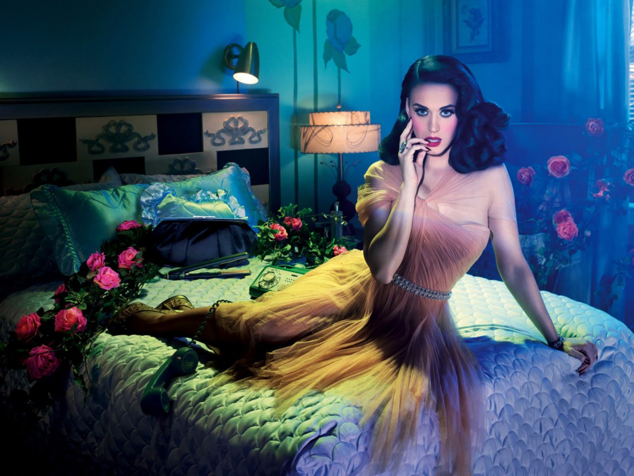 katy-perry-glamour-ghd-david-lachapelle