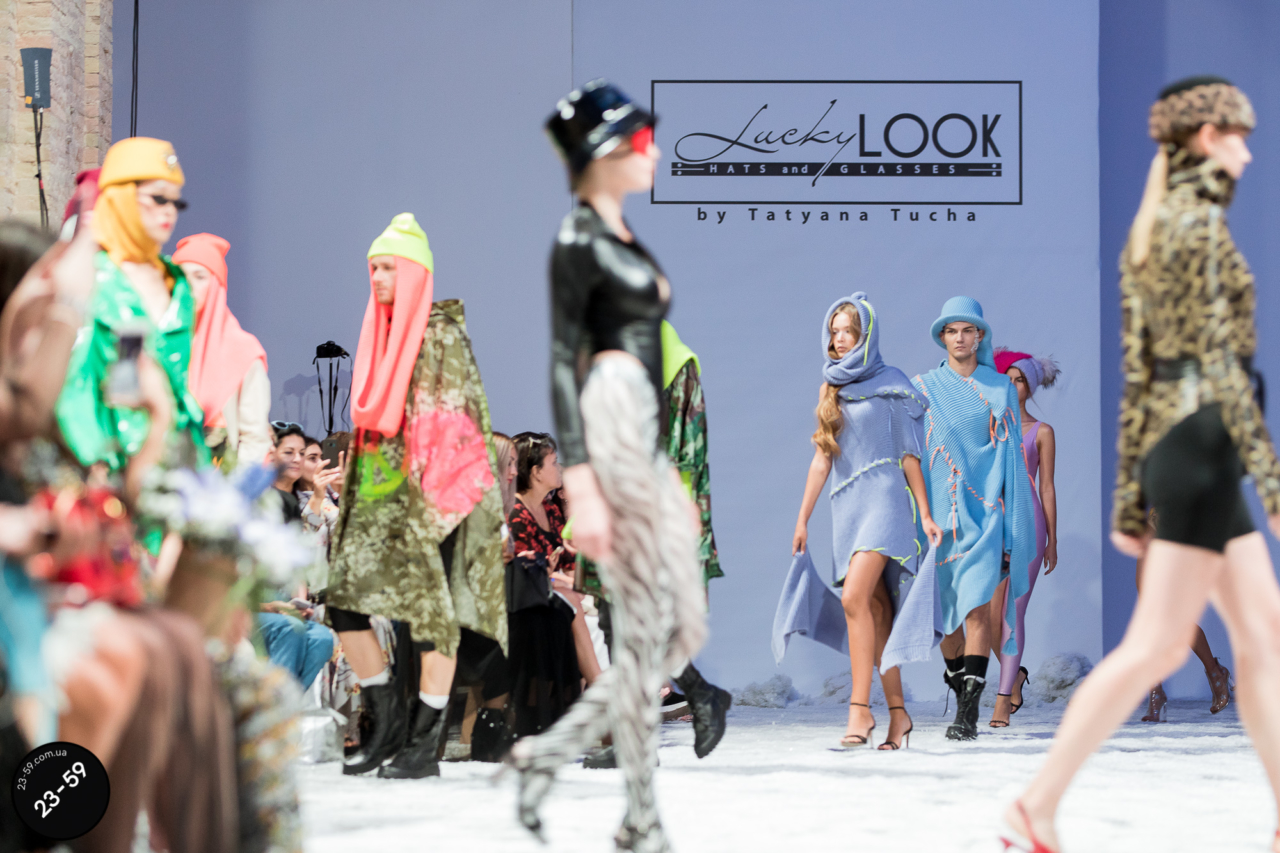 FASHION SHOW LUCKYLOOK by Tatyana Tucha 45