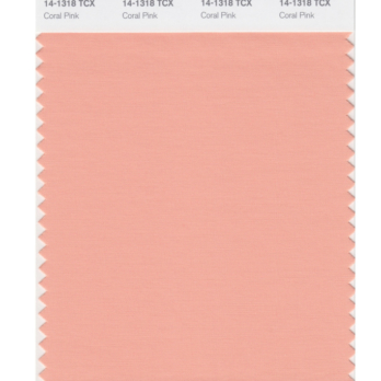 Coral Pink 4-1318