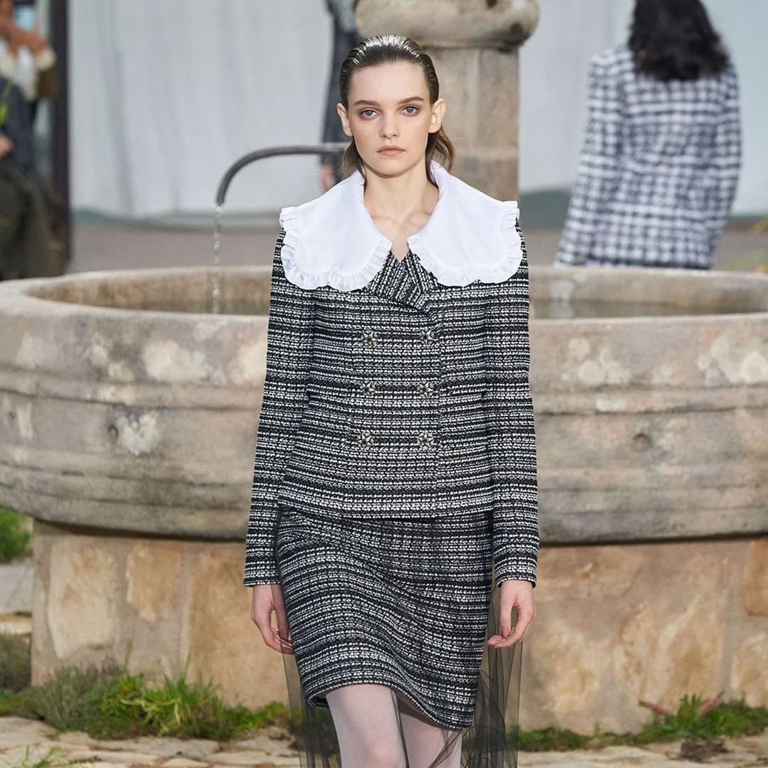 Chanel Spring-Summer 2020 Haute Couture